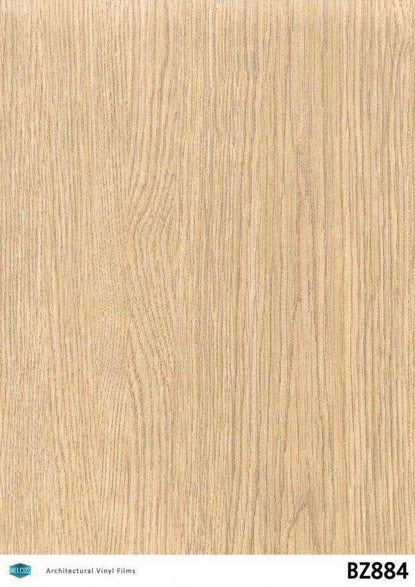 Nelcos BZ884 Oak Architectural Film - Wood Collection