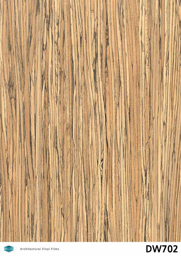Nelcos DW702 Collection Wood Architectural Film - Wood Collection