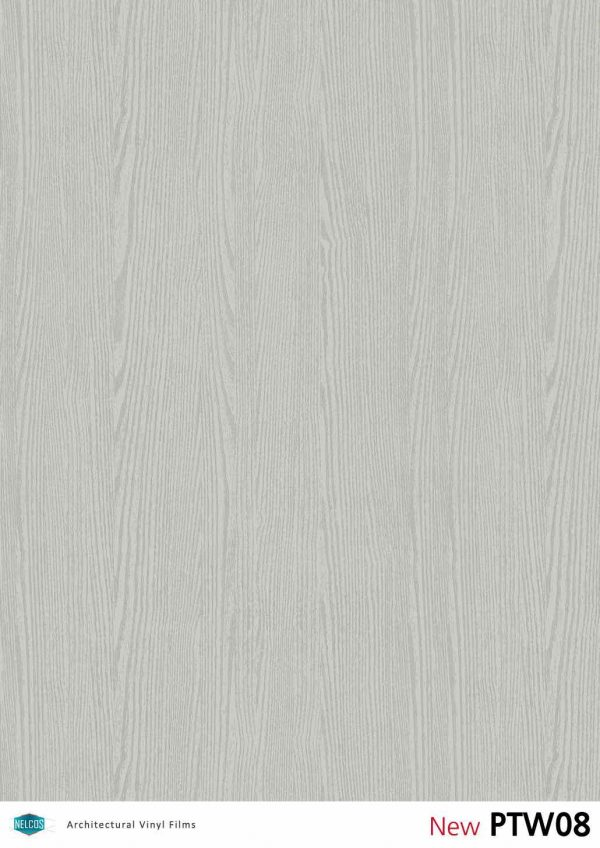 Nelcos PTW08 Painted Wood Architectural Film - Wood Collection