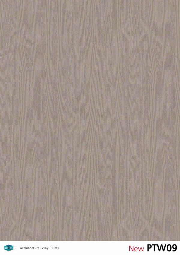 Nelcos PTW09 Painted Wood Architectural Film - Wood Collection