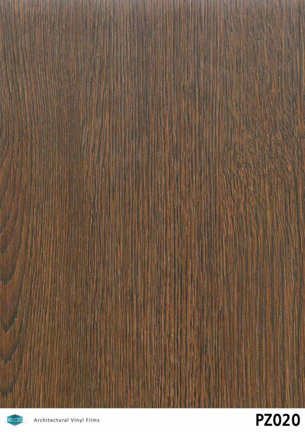 Nelcos PZ020 Oak Architectural Film - Wood Collection