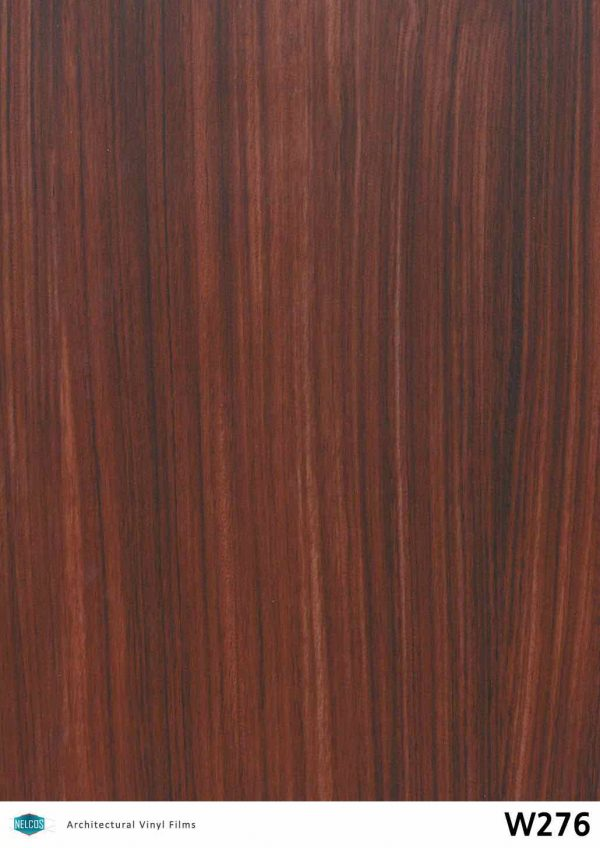Nelcos W276 Cherry Architectural Film - Wood Collection