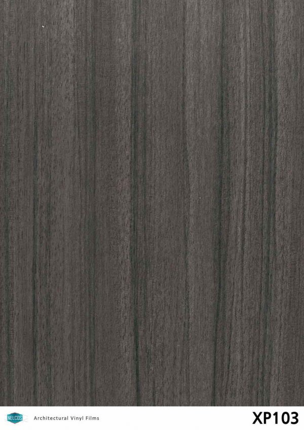 Nelcos XP103 Teak Architectural Film - Wood Collection