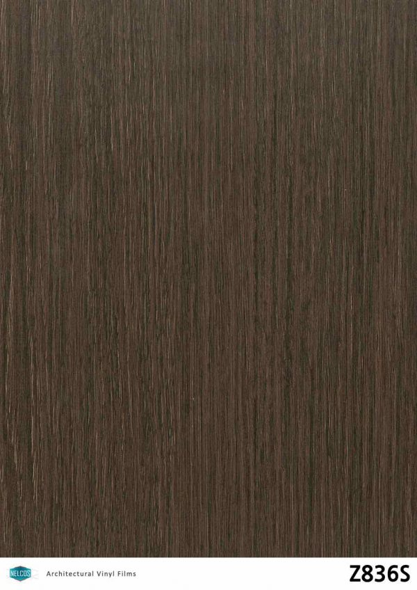 Nelcos Z836S Oak Architectural Film - Wood Collection