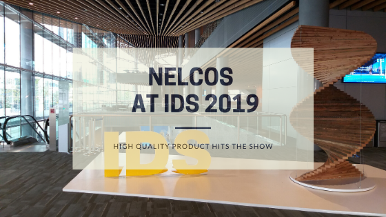 Nelcos at IDS 2019 | Architectural film hits Interior Design Show 2019