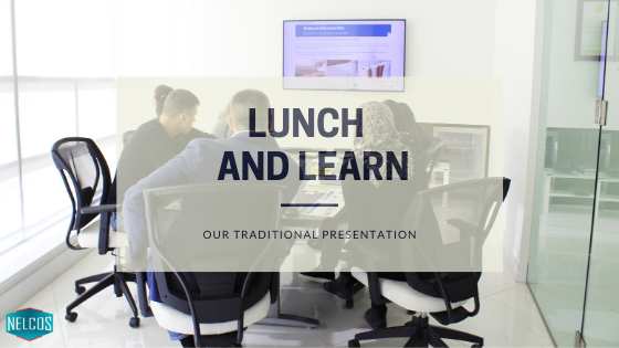 Nelcos Lunch and Learn | Traditional Presentation
