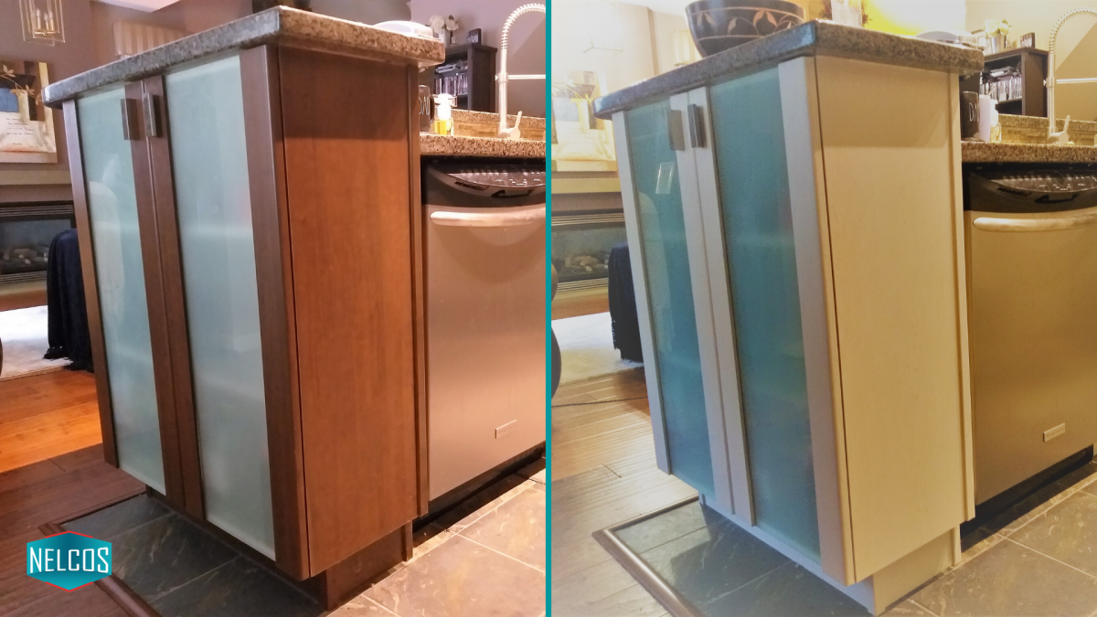 Kitchen Renovation BEFORE - AFTER