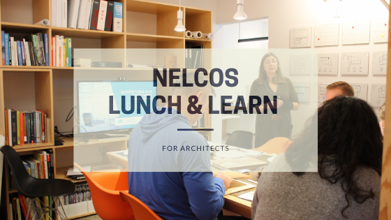 lunch and learn from nelcos for architects