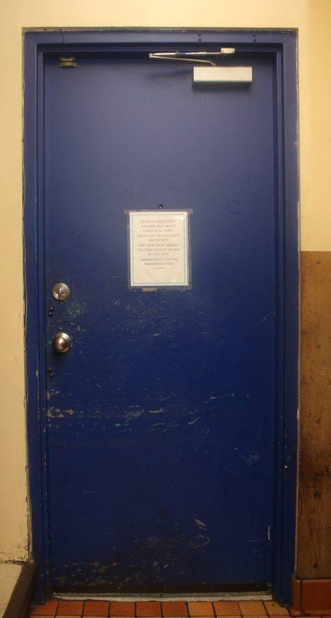 Door Renovation at Ihop, Surrey