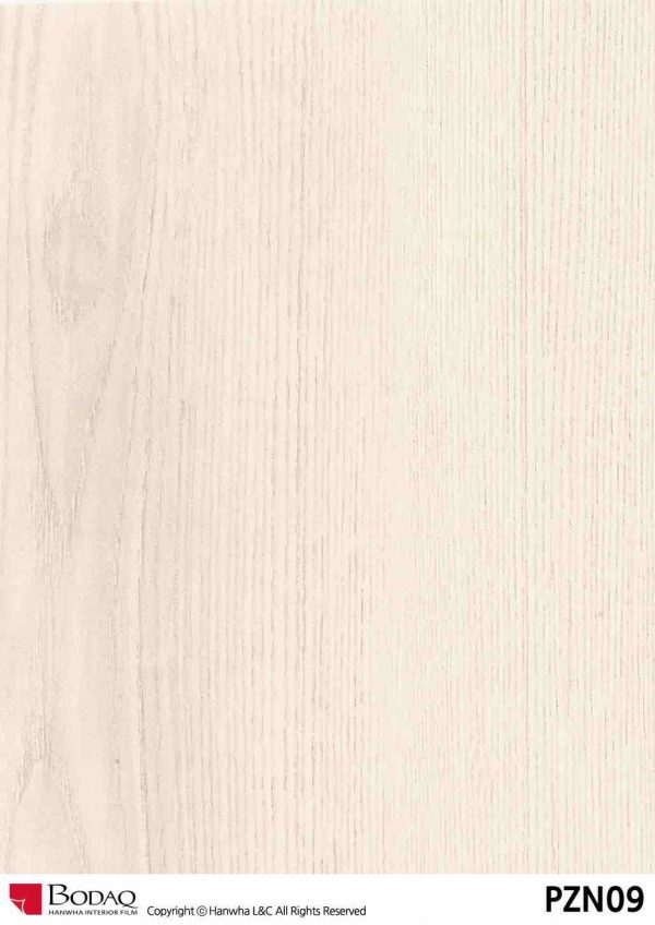 Nelcos PZN09 Powdery Wood Interior Film - Suede Wood Collection