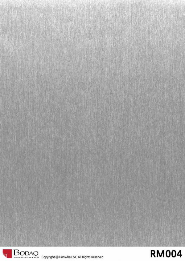 Nelcos RM004 Real Metal Interior Film - Metal Collection