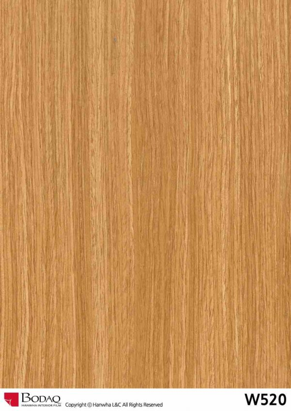 Nelcos W520 Rose Wood Interior Film - Standard Wood Collection