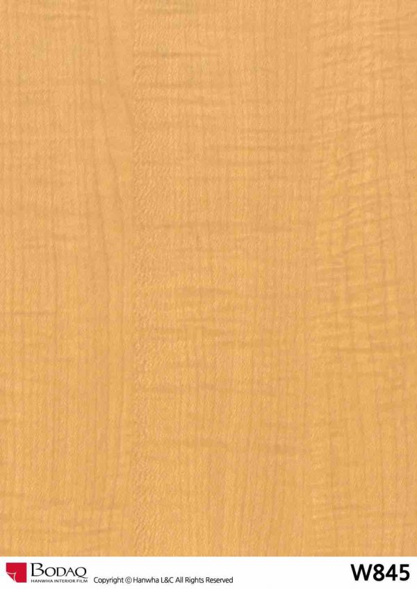 Nelcos W845 Sycamore Interior Film - Standard Wood Collection