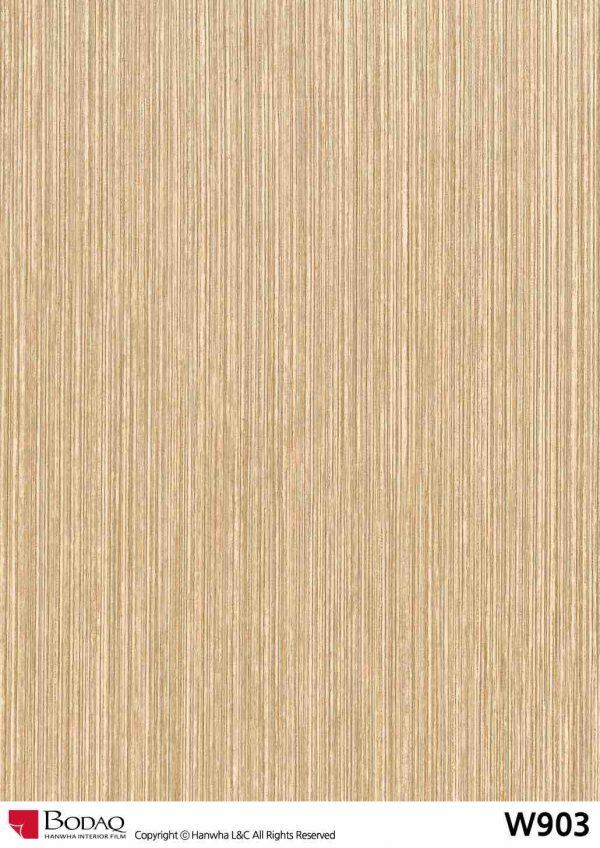 Nelcos W903 Artificial Wood Interior Film - Standard Wood Collection