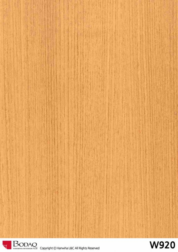 Nelcos W920 African Limba Interior Film - Standard Wood Collection