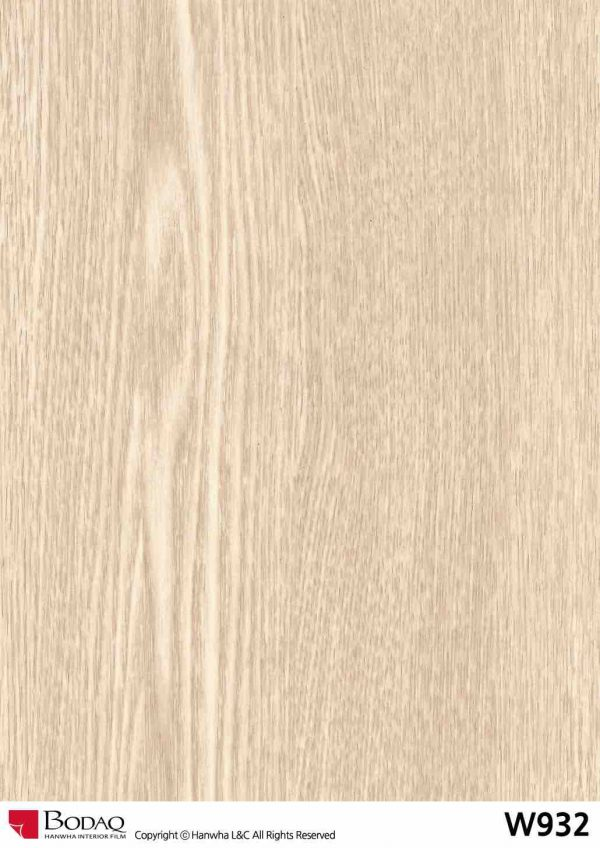 Nelcos W932 Ash Interior Film - Standard Wood Collection