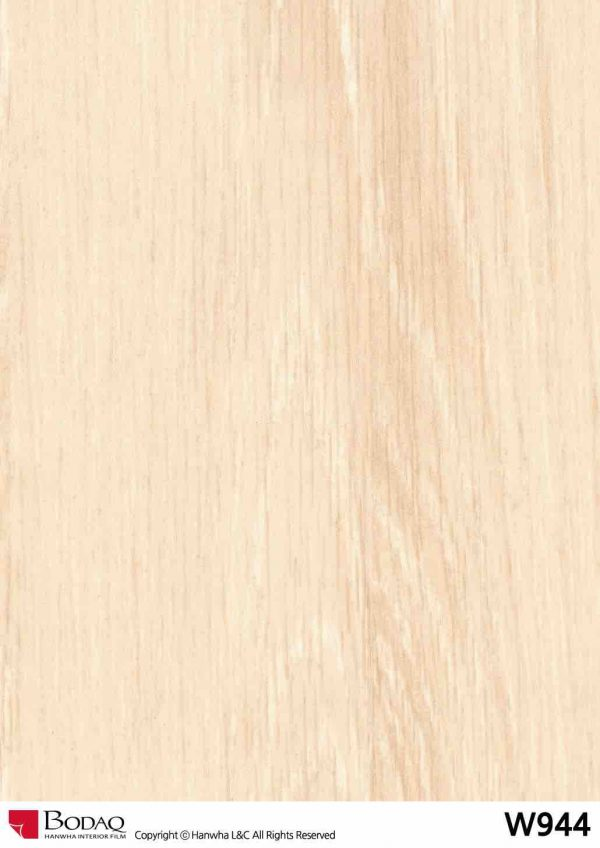 Nelcos W944 White Ash Interior Film - Standard Wood Collection