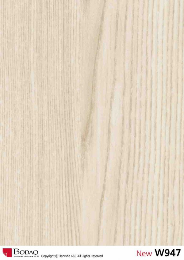 Nelcos W947 Ash Interior Film - Standard Wood Collection