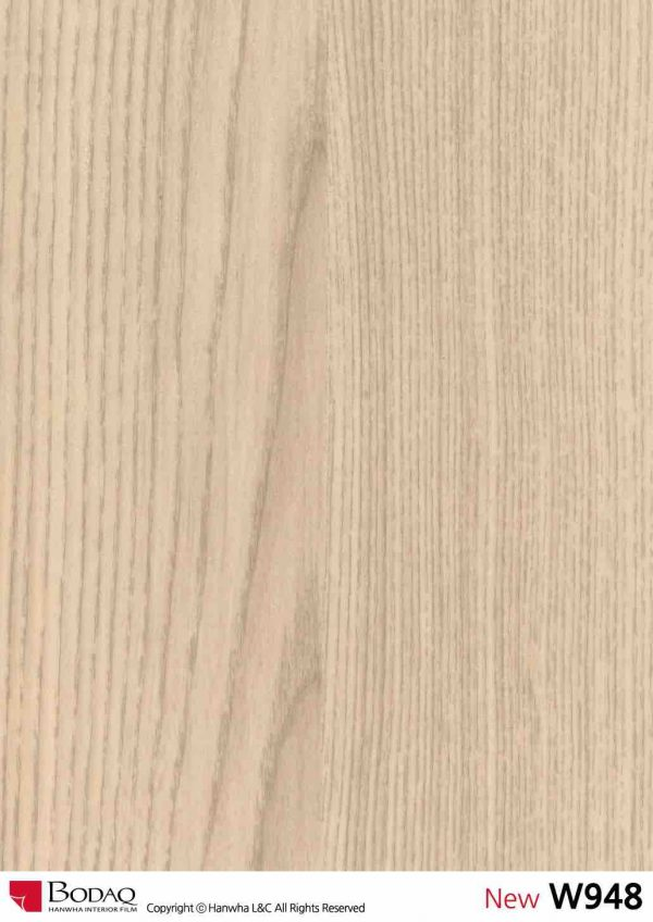 Nelcos W948 Ash Interior Film - Standard Wood Collection