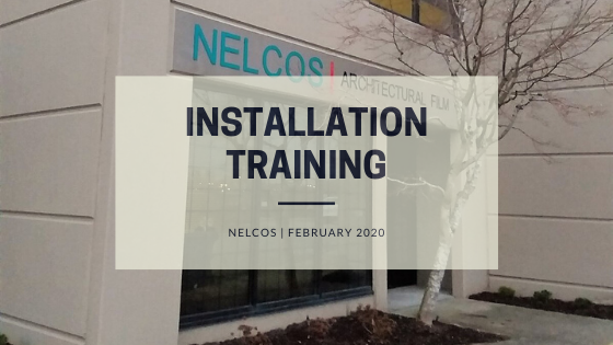 installation training | Nelcos, February 2020