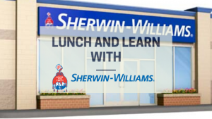 Lunch and Learn with Sherwin-Williams