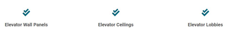 Elevators renovation
