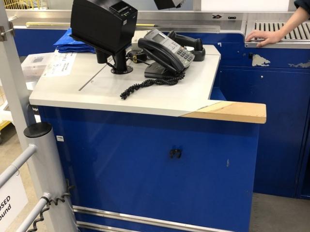 Renovations at IKEA Vaughan - Nelcos film installation