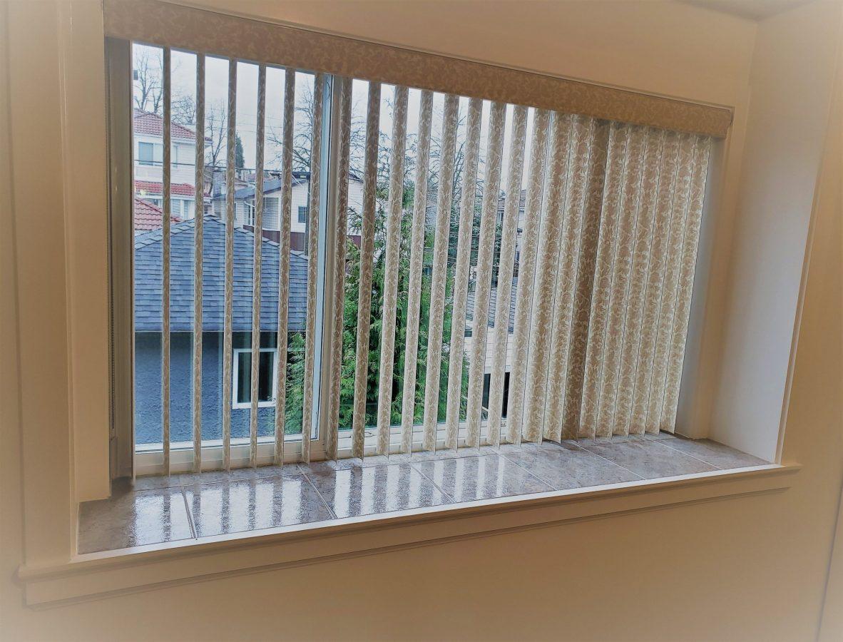 Renew it all - window sill before refinish