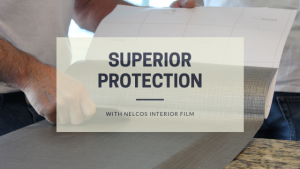Superior Protection with Nelcos interior film