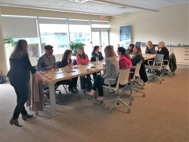 Vancouver Lunch and Learn at Sherwin-Williams