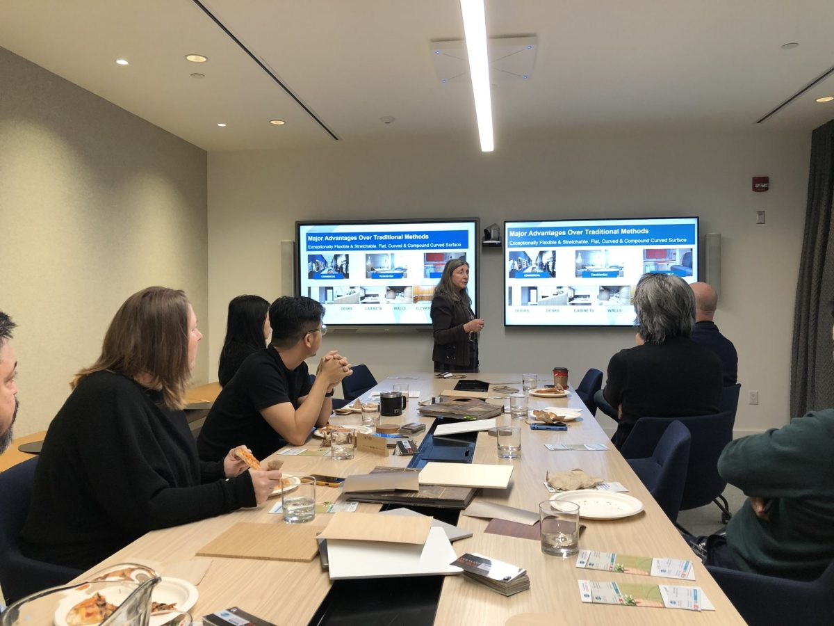 Toronto Lunch and Learn