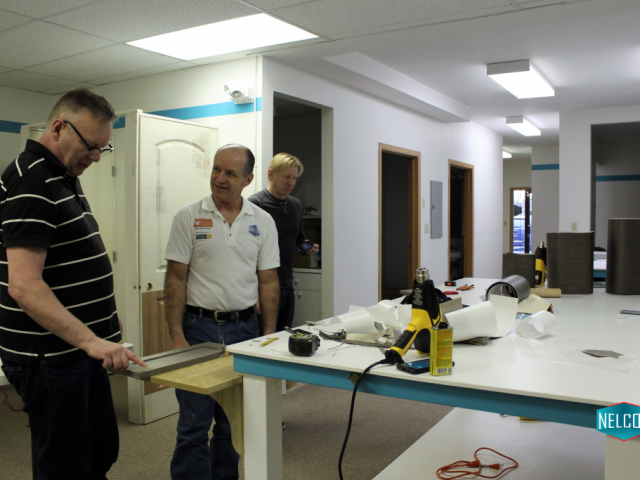 3-day installation training - practice