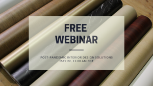 Webinar | Post-Pandemic Interior Design Solutions