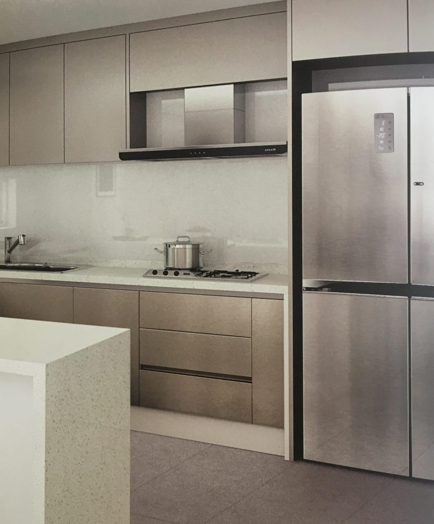 Appliance Skin Architectural Film from Nelcos
