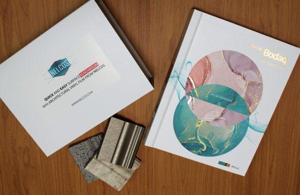 Nelcos Marketing Materials and Catalog