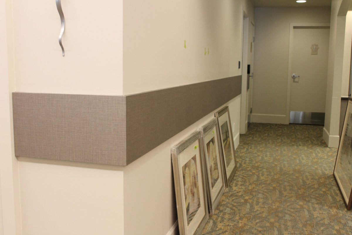 Wall Panel - After | Tapestry Arbutus Walk