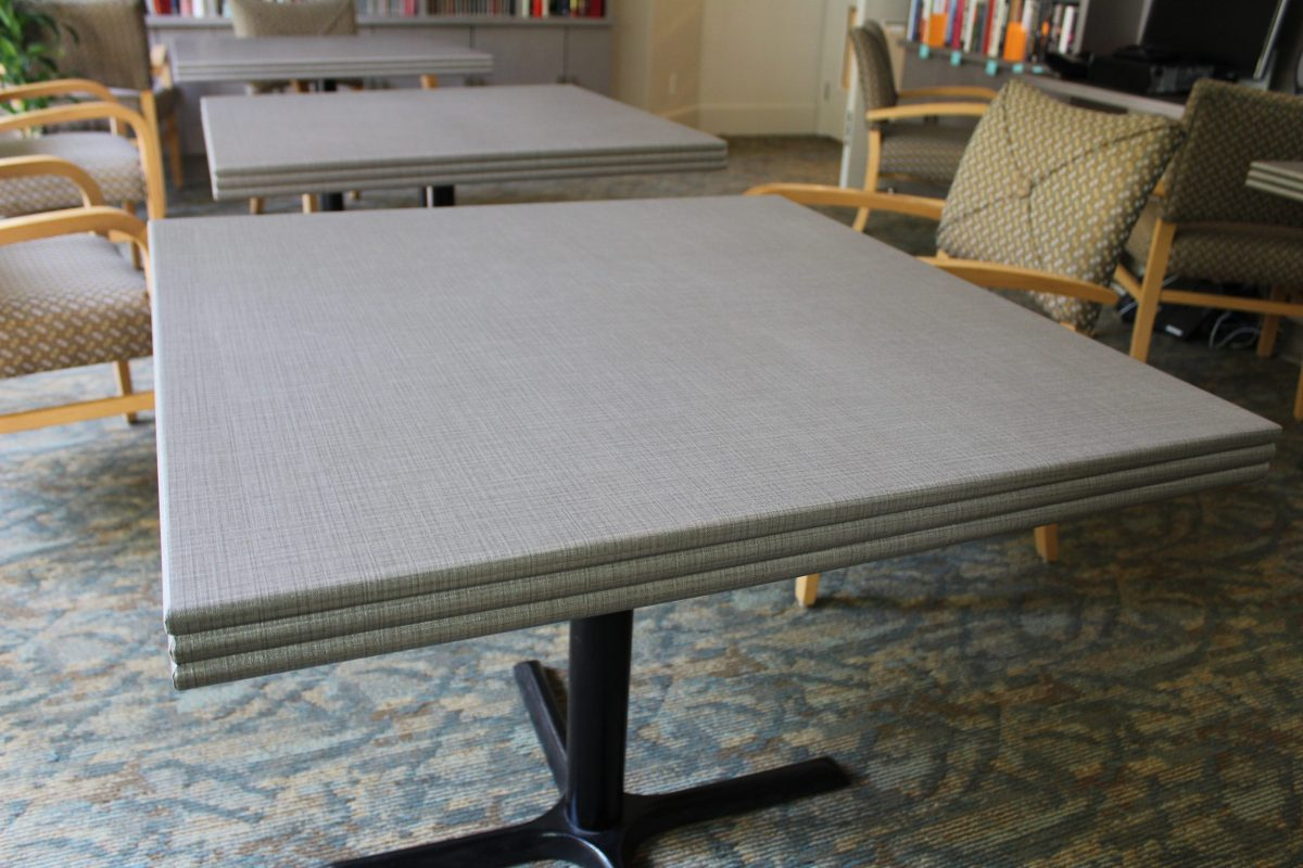 Dining Room Table - After | Tapestry Arbutus Walk