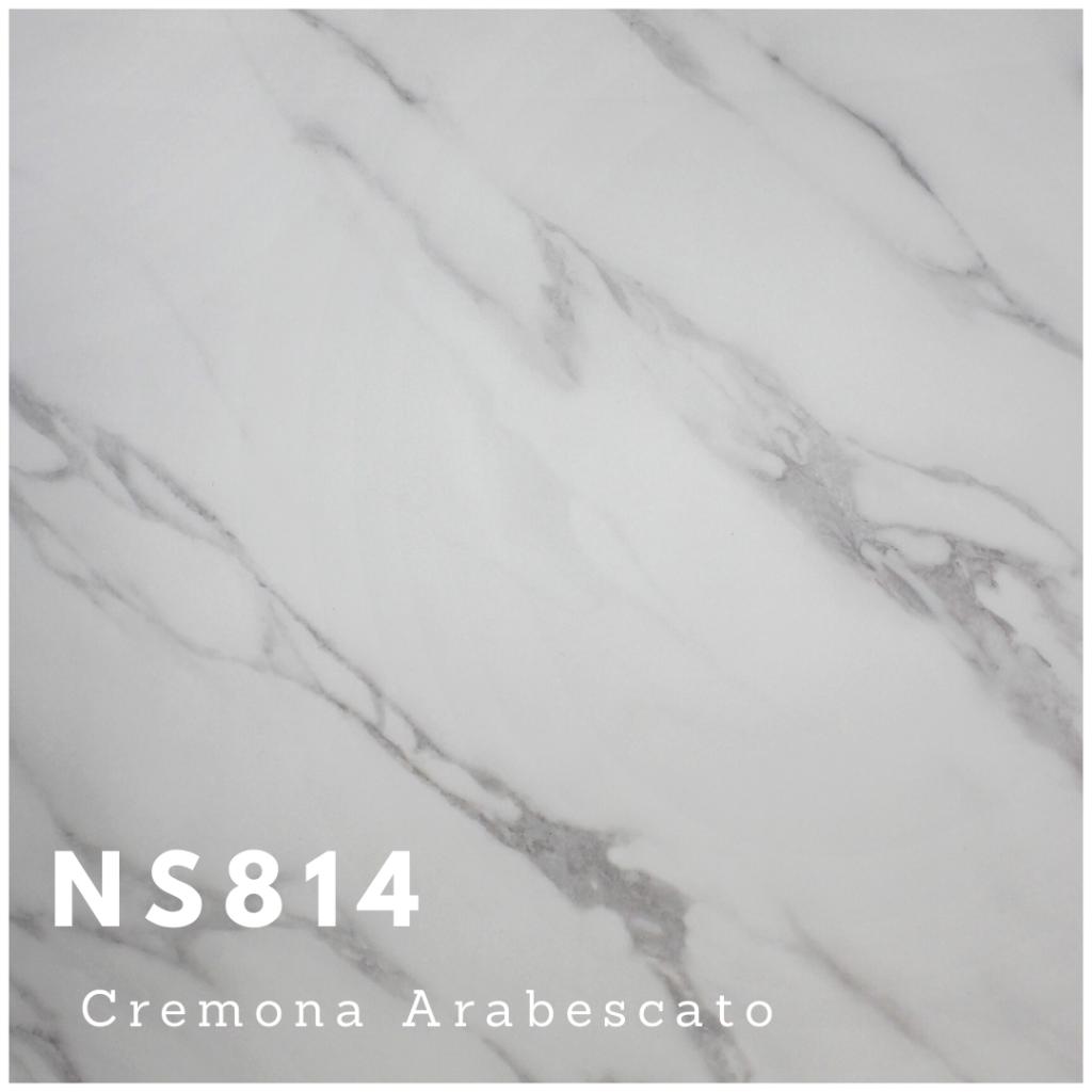 NS814 Cremona Arabescato Marble | Nelcos Architectural Film
