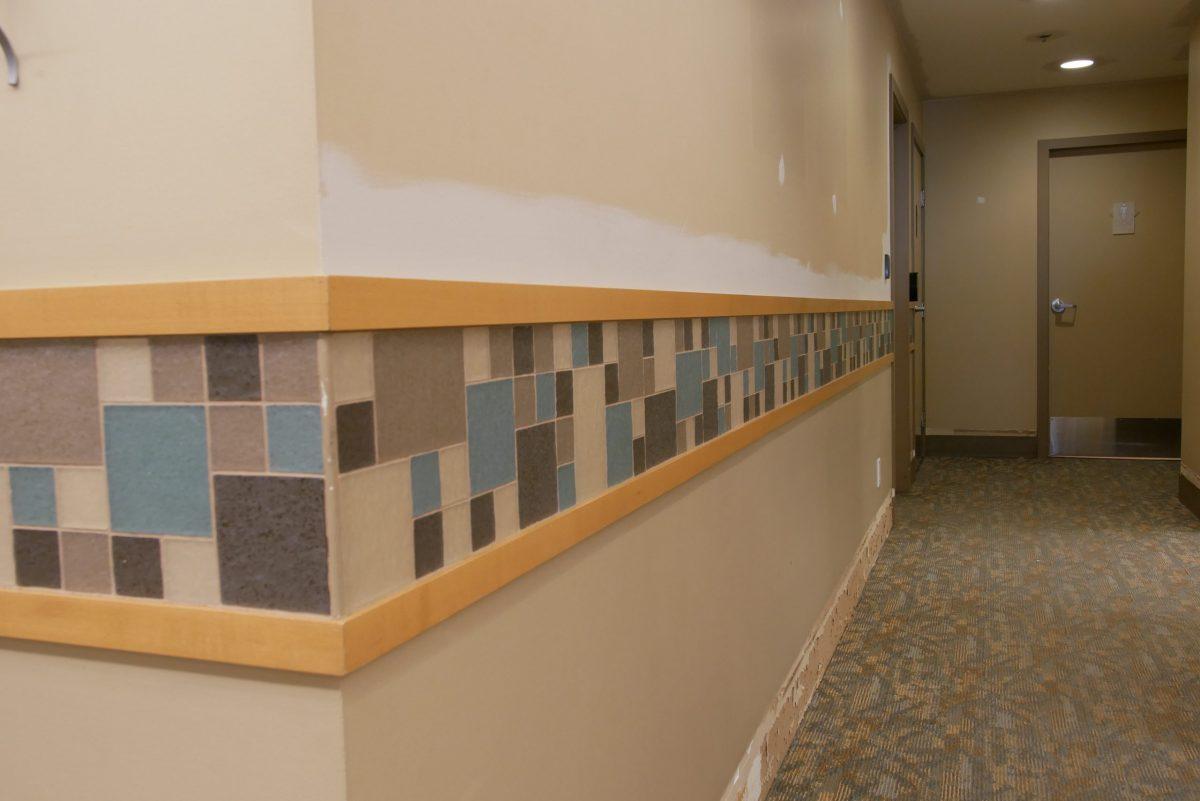 Wall Panel - Before | Tapestry Arbutus Walk
