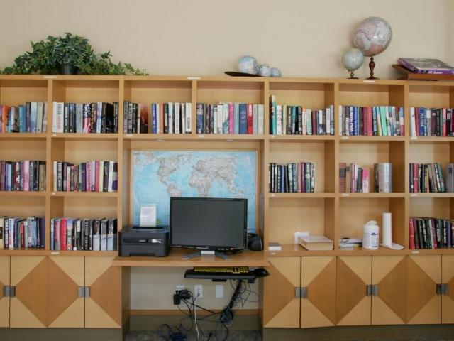 Library Renovation - Before | Tapestry Arbutus Walk