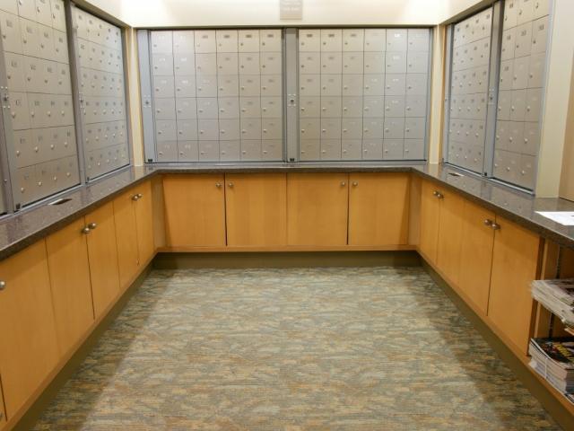 Lockers - Before | Tapestry Arbutus Walk