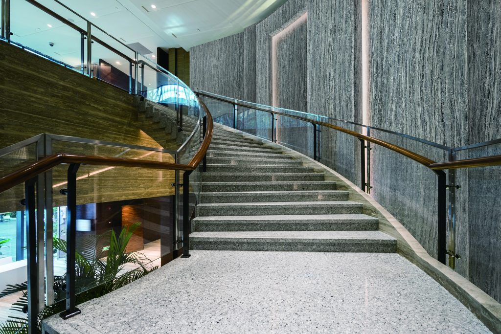 Nelcos Architectural Film Pattern for interior renovation - PM002 Fantasy Marble