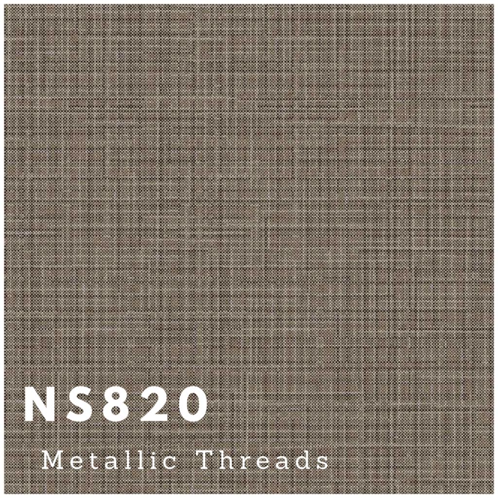 NS820 Metallic Threads | Nelcos Architectural Film