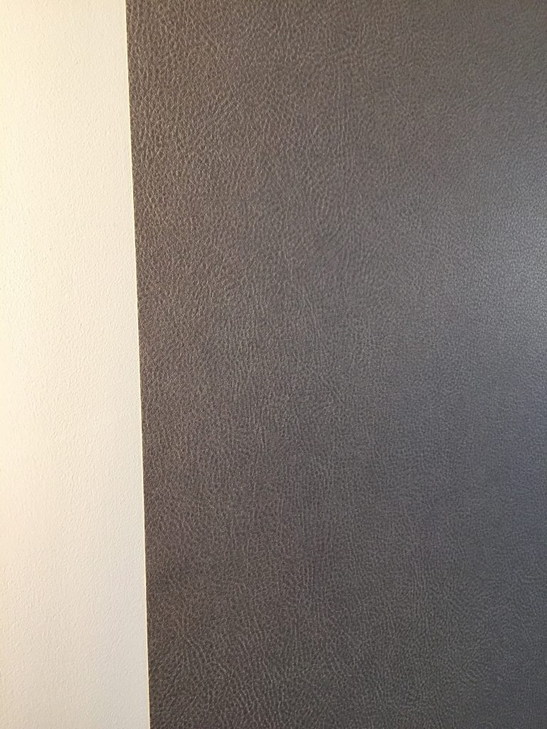 wall-renovation-close-up-leather-architectural-vinyl-film