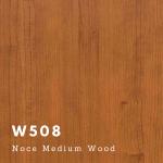 W508 Noce Medium Wood Bodaq Architectural Vinyl Film