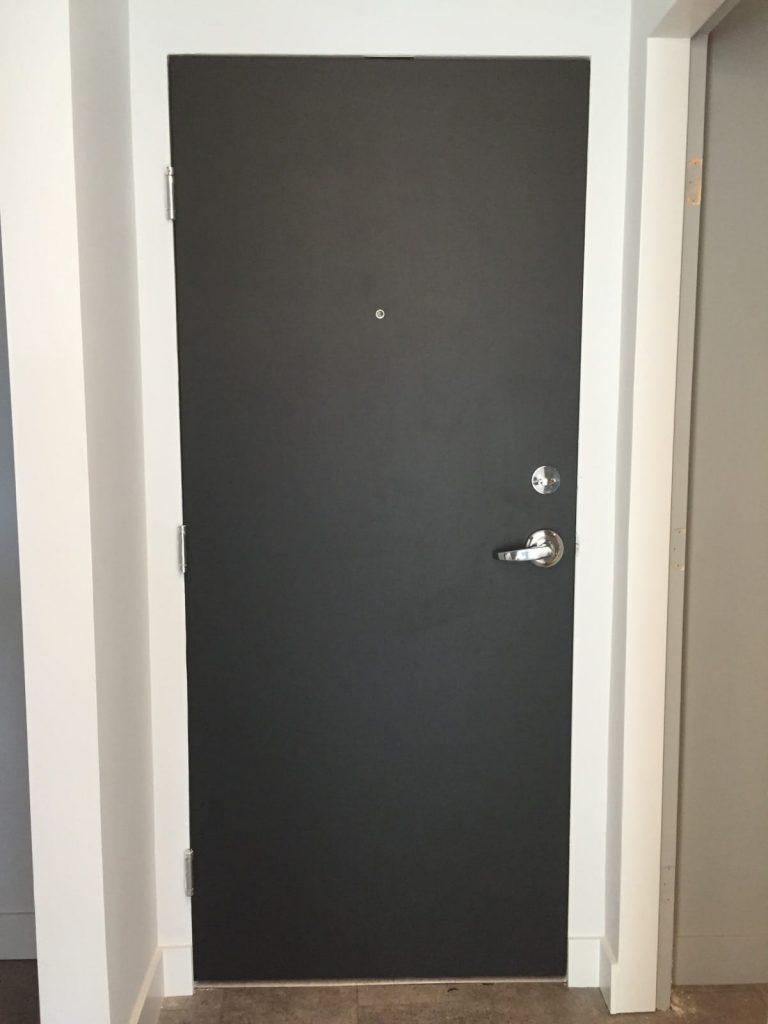 kitchen door renovation