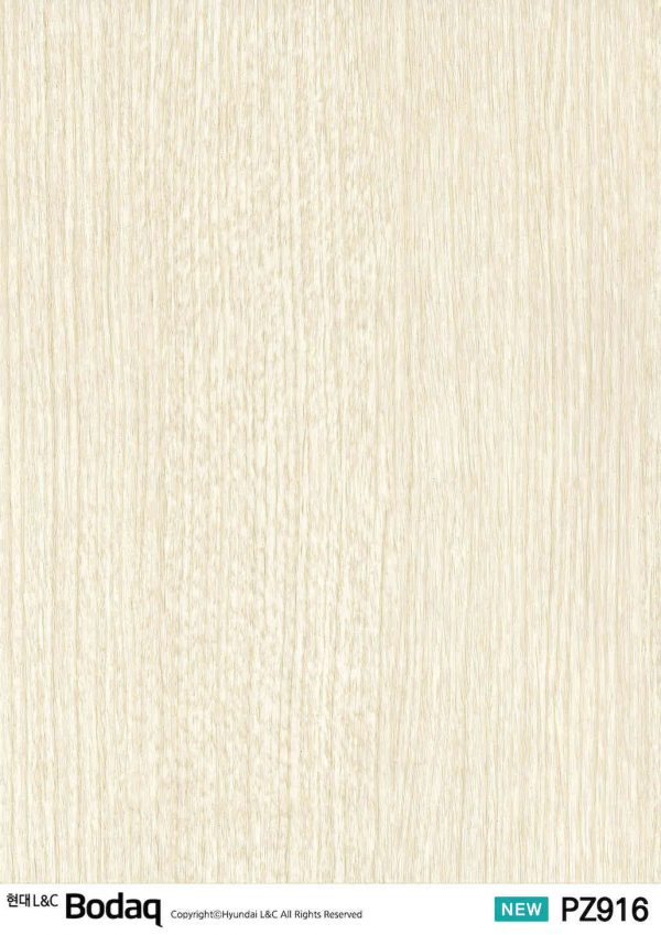 Nelcos PZ916 Sycamore Interior Film - Rich Wood Collection
