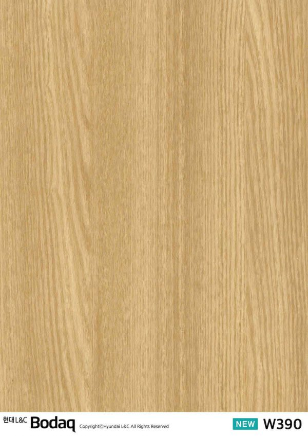 Nelcos W390 Ash Interior Film - Standard Wood Collection