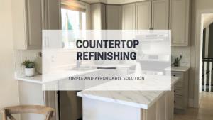 countertop refinishing