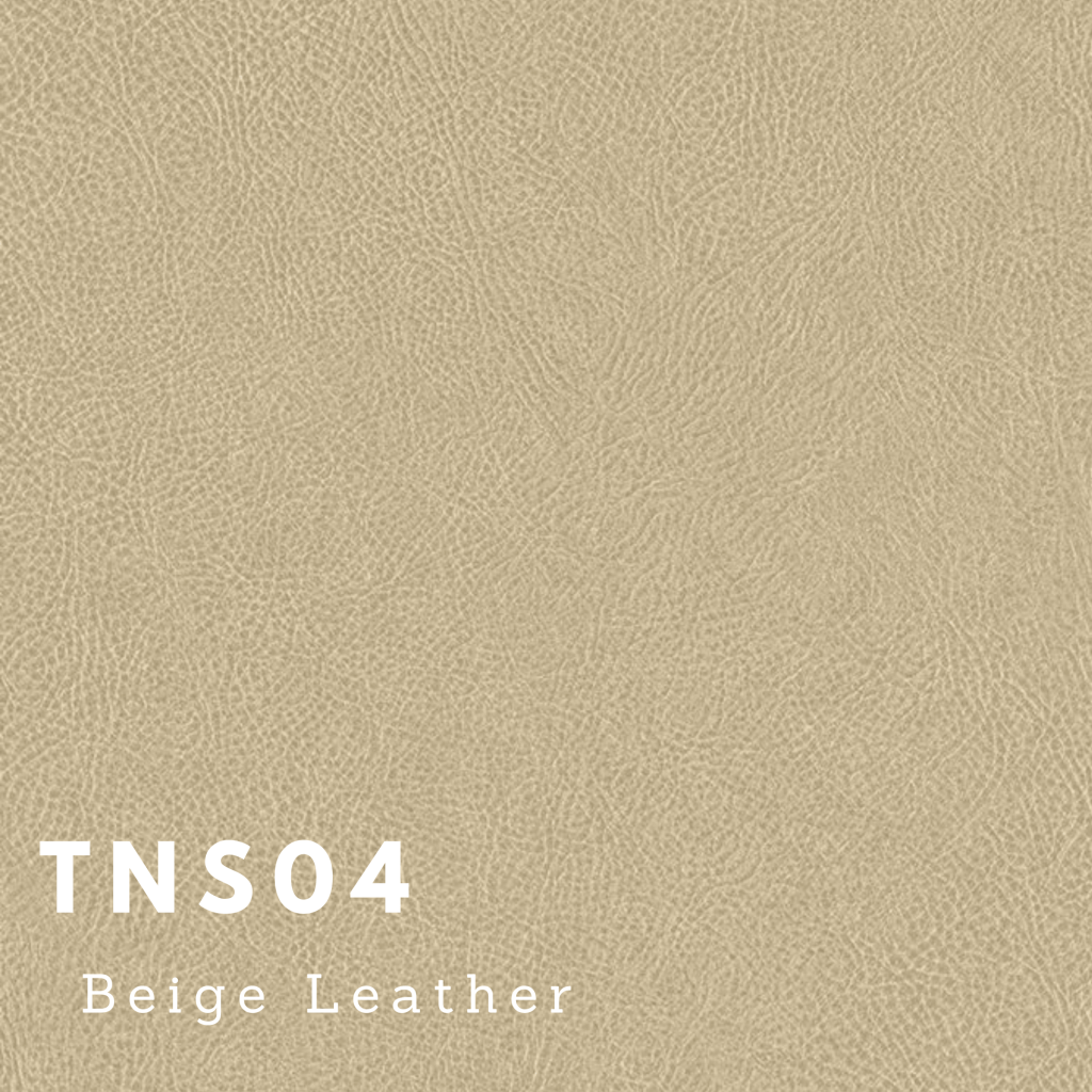TNS04 Beige Leather -min
